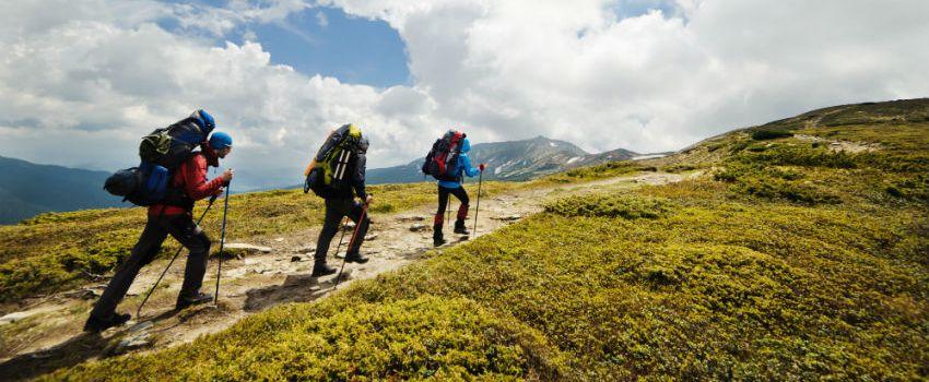 Three National Trust Winter Hiking Destinations