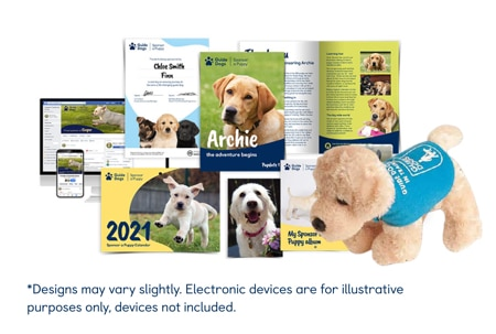 Charity Gifts from Guide Dogs