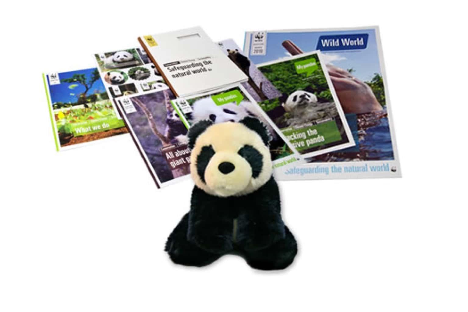 Adopt a Panda