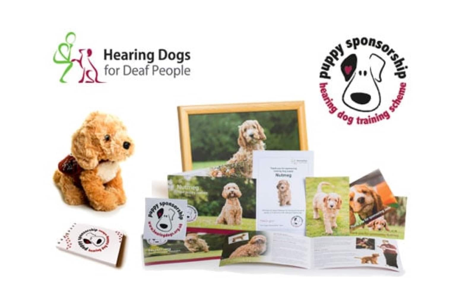 Charity Gifts from Hearing Dogs For Deaf People