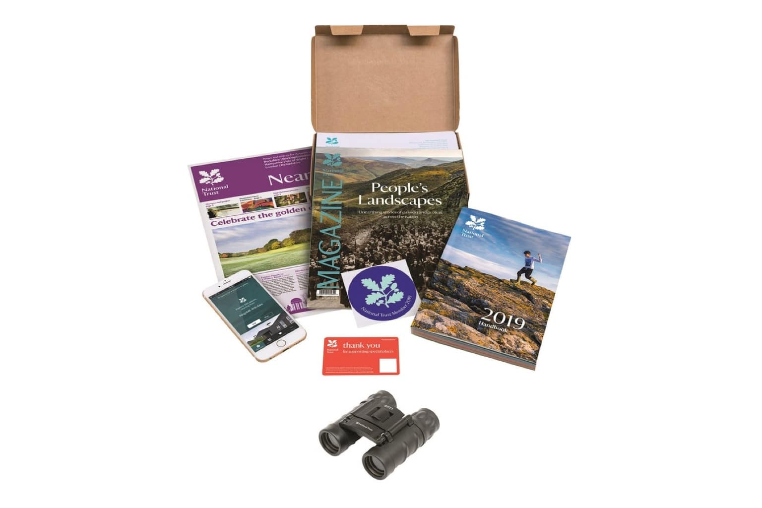 The National Trust Joint Membership